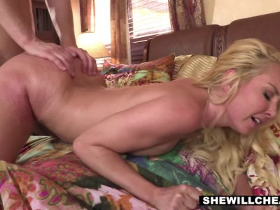 Aaliyah Love needs her urges taken care of