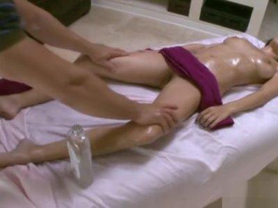 Lusty Massage