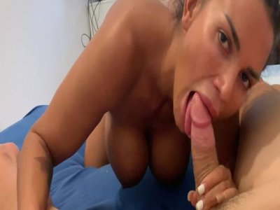 I need a big hard cock in my mouth