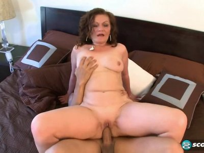 Ass-Fucked By Her Son's Best Friend!