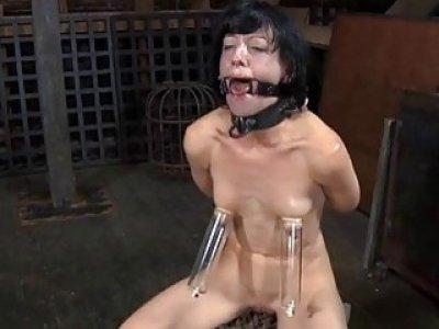 Hotty likes brutal gratifying